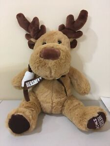 Smores Stuffed Animal, Hershey S Mores Reindeer Super Soft 15 Inch Large Plush Stuffed Toy Euc Soft Ebay