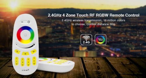W FUT096   Original Mi Light  Bedienung   4 Zonen 4  Kanal  RGB