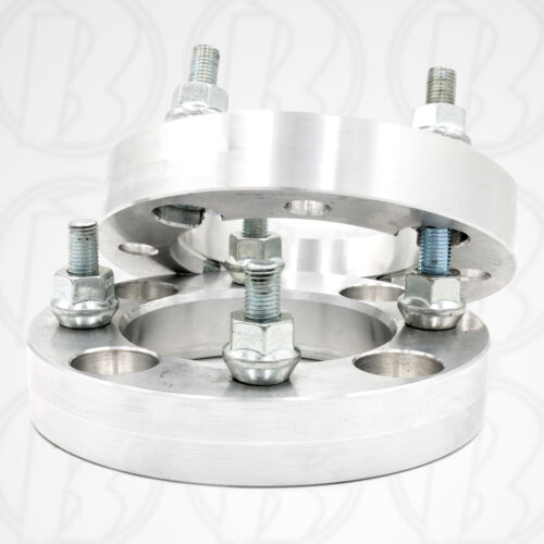 "ATV 1/"" Honda Kawasaki Suzuki Wheel Adapters Spacers4x110 to 4x115USA x4"