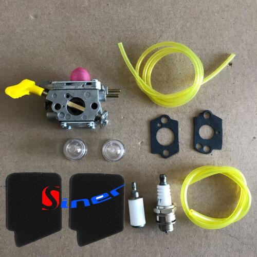 545180811 Carburetor Carb For Poulan BVM210VS SM210VS Leaf Blower Zama C1U-W45A
