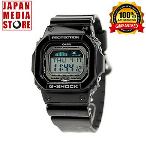 CASIO-G-SHOCK-GLX-5600-1JF-G-LIDE-Tide-amp-Moon-Data-World-Time-GLX-5600-1
