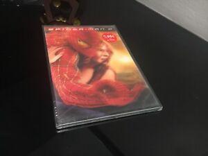 Spider-Man 2 DVD Couverture 3D Slimcase Scellé Neuf