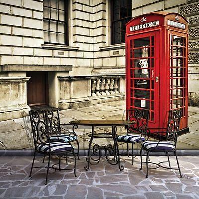 Fototapete Fototapeten Tapete Tapeten Bild ROT STADT LONDON ENGLAND 3FX1910P4