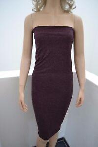 Das Bild wird geladen WOLFORD-Stardust-Dress-Kleid-Tube-Top-Rock-orchid- 3fa8be4c22