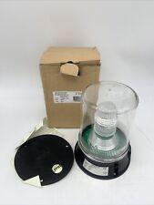 Signaltech Federal Signal Corp Strobe Light Vs 205st 230w 230v 220v Ac White