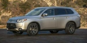 2015 Mitsubishi Outlander GT AWD 7PASS LOADED ONLY 3600KM!!