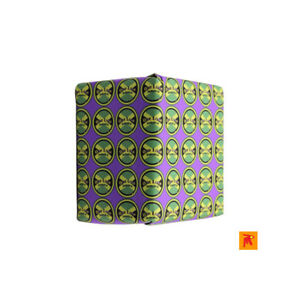 Jamaica-One-Love-Bespoke-Gift-Wrap-Paper-x-2-sheets