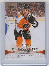 11-12 2011-12 UPPER DECK MAXIME TALBOT UD EXCLUSIVES /100 320 FLYERS