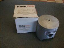 YAMAHA STD Bore Piston NEW OEM #3R4-11631-00-95 Vintage YZ250 1980-1981