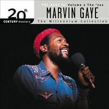 The Best of Marvin Gaye: The Millennium Collection, Vol. 2: The 70's (20th Cent