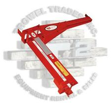 Qual Craft 2204 Scaffold Pump Jack Work Bench Guard Rail Holder Combo Qual Craft