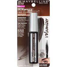 Maybelline Eye Brow Precise Fiber Volumizer Mascara 260 DEEP BROWN