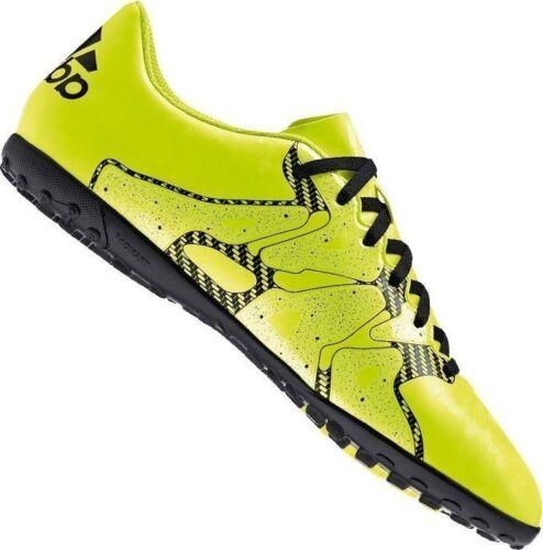 adidas X 15.4 TF Fußballschuhe Kunstrasen Hartplatz Nocken Schuhe Herren NEU