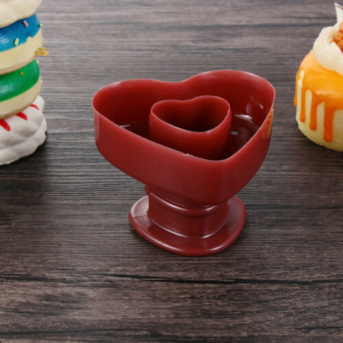 Dough Process Plastic Bread Desserts Cutter Fondant Cutting Doughnut Cake  Mold