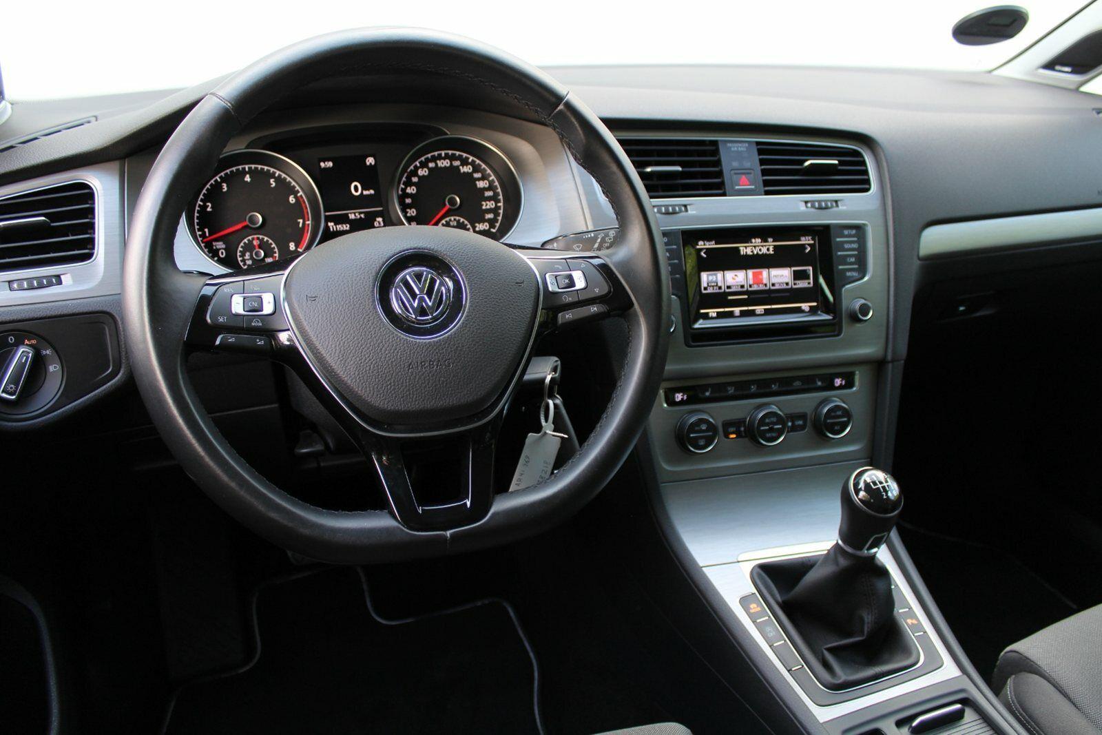 VW Golf VII 1,4 TSi 140 R-line BMT - billede 7