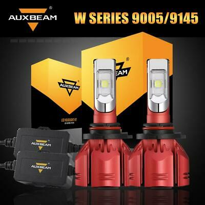 AUXBEAM T1 9005 HB3 9145 9140 LED Headlight 70W 8000LM 6500K Bulbs with Canbus