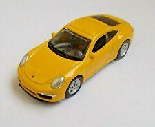 Porsche Cayman S Coupe Weiss Ab 2004 Bausatz Kit 1//32 Bburago Modell Auto mit od