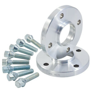 192 Pair Hubcentric 16mm Alloy Wheel Spacers For Fiat Stilo 4x98 58.1