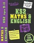 Gold Stars Bindup Workbook: KS2 Maths, English, 9-11 by Parragon Book Service Ltd (Paperback, 2010)