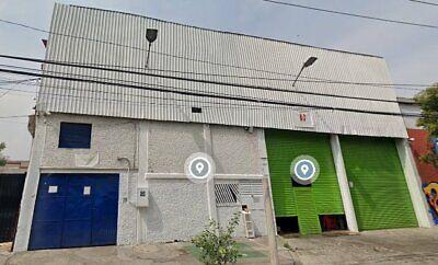 OPORTUNIDAD BODEGA COMERCIAL EN REMATE AZCAPOTZALCO CDMX 1156 MTS