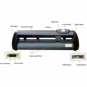 Image is loading High-Quality-24-034-610mm-Foison-Vinyl-Cutter-