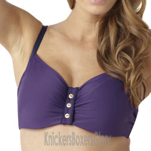 Panache Swimwear VERONICA Balconnet Bikini Top Cassis sw0642 nuove dimensioni selezionare