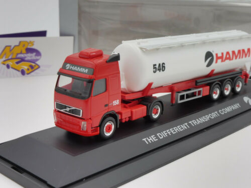 "Herpa Sondermodell # VOLVO FH GL Silo-SZ /"" Spedition HAMM /"" in PC-Box 1:87"
