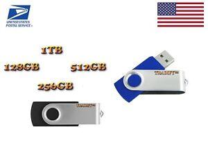 128-256-512GB-1TB-USB-2-0-Swivel-Storage-Flash-Drive-Disk-Memory-Stick-Thumb-Key