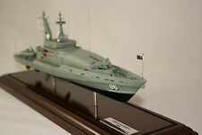HMAS ALBANY RAN ARMIDALE CLASS PATROL BOAT HANDCRAFTED PRECISION MODEL