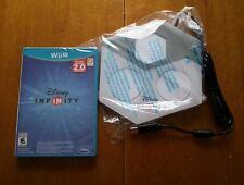 Disney Infinity 2.0 Wii U game with portal lot no figures