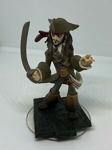 Disney-Inifinity-Pirates-of-the-Caribbean-Jack-Sparrow-Good-Condition