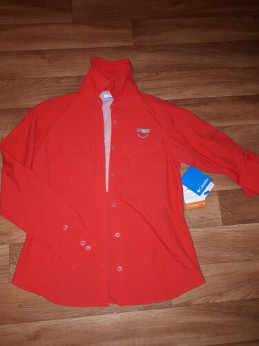 Bluse Outdoor Columbia Hemd Damen Größe XS  NEU Damen Bekleidung
