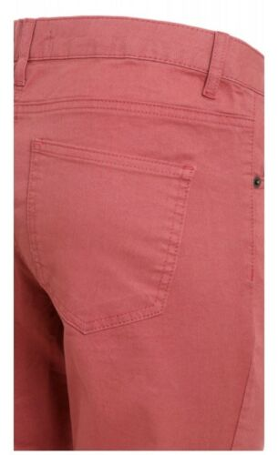 Aniston Damen Hose Chino Jeans Stretch Denim hummer 879310
