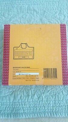 BK 82345 Olivetti CWP-1 CWP-2 QuickCart AT /& T WP7700 Ink Ribbon x2pcs//pack