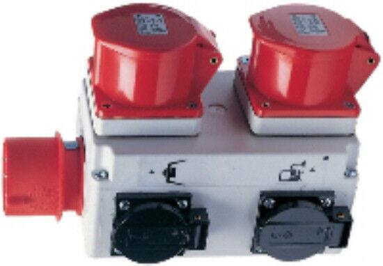 Scheppach Einschaltautomatik ALV 10  400V / 230 V  NEU .