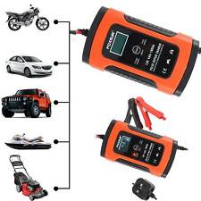 12V 2A Smart Motorcycle Motorbike Battery Trickle Charger Optimisers Automatic