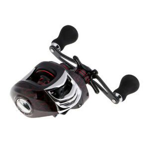 Magnetic-Brake-13-1-Ball-Bearings-Saltwater-Fishing-Casting-Baitcasting-Reel