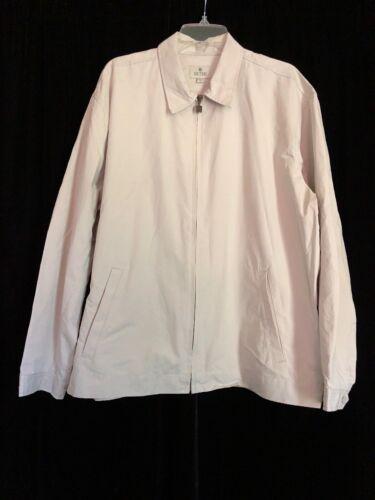 Solitude Sz L Ivory Windbreaker Dad Jacket
