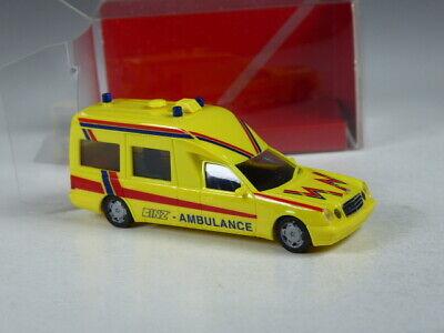 neu 1:87 Herpa 044233 Opel Corsa Ambulance NL