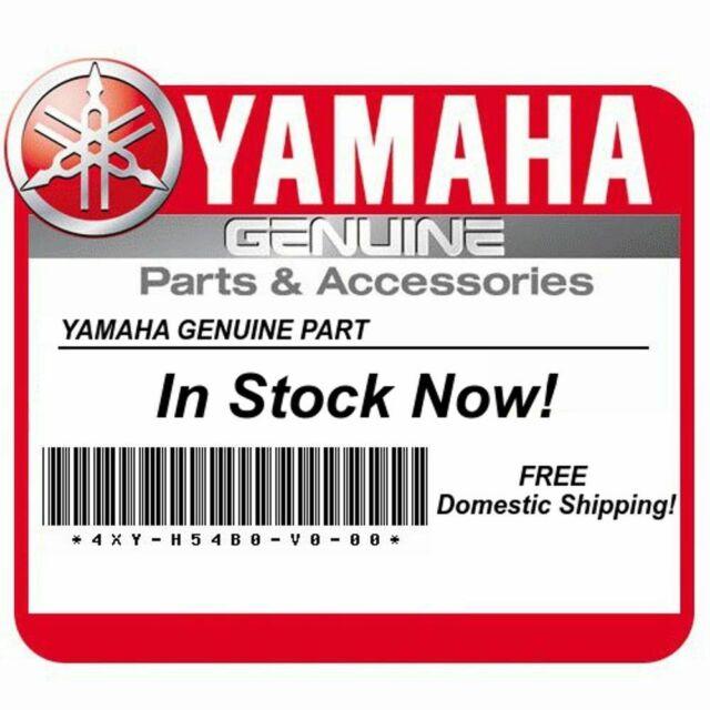 YAMAHA CHAPPY LB YJ1 YG1 YJ2 NEW GENUINE FLOAT CHAMBER GASKET 127-14184-00