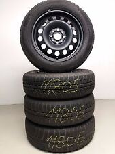 4x Mini R50 R52 R53 R55 R57 R58 Stahlfelgen Michelin Winterreifen 175/65 R15