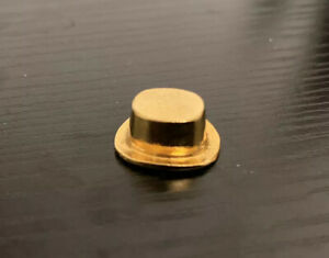 Monopoly Franklin Mint Hotel 24K Gold Plated Replacement Game Piece Part One