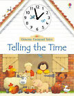 Telling the Time by Stephen Cartwright, Heather Amery (Hardback, 2002)