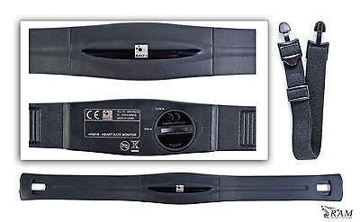 ANT+ HR HRM1B 2.4GHz Wireless Digital Herzfrequenz Pulsmesser Brustgurt Sensor