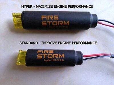 SUPER FIRESTORM Ignition Coil Booster Pick Up Racing Enhancer Fuel Saver