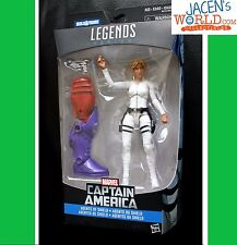 "Sharon Carter 6"" Captain America Marvel Legends BAF Red Skull Civil War Wave 1"