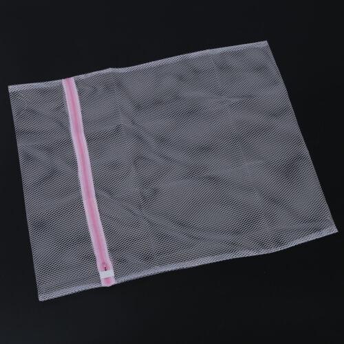 Laundry Mesh Net Washing Bag Clothes bra sox Lingerie Socks Underwear 60x50CM AD
