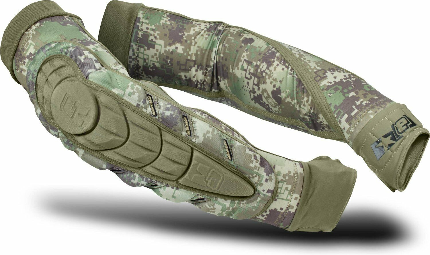 NEW Planet Eclipse Paintball HD Core Elbow Pads HDE Camo