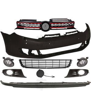 Set-parachoques-delantero-niebla-accesorios-VW-GOLF-VI-6-5k-ano-08-12-para-PDC-6-hoyos-Sra