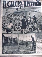 IL Calcio Illustrato 23/06/1949 Sporting Lisbona vs Torino Reims campione [GS35]